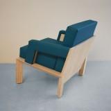 Op maat gemaakt: fauteuil Nieko