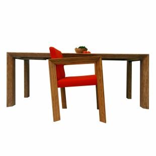 Arc stoel