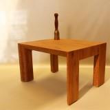 "Modern custom table,  Arc series ""Light"""