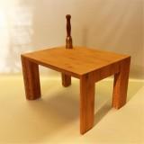 Moderne salontafel op maat