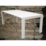 "Moderne tafel op maat,   Arc serie 40 ""Light"" Naturel"