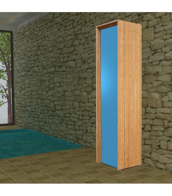 Modern bamboo cabinet, Arc Series