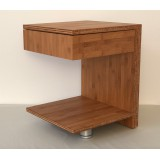Spriet side table with drawer