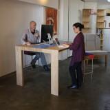 Bureaus en werktafels